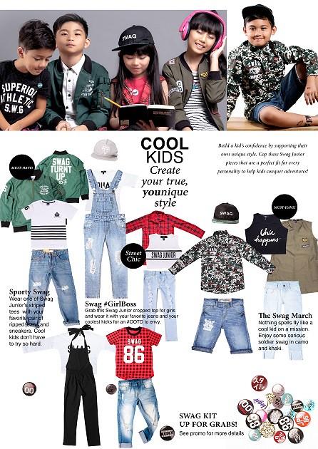 Swag Junior Tokyo Street Style Fashion For Kids Earthlingorgeous