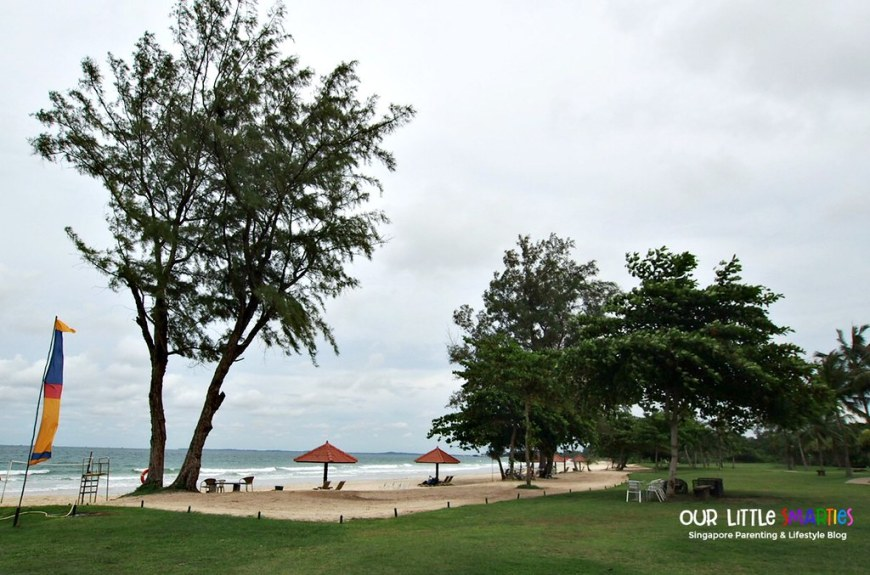 Beach at BLR