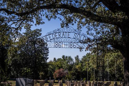 Elmwood Confederate Cemetery-001