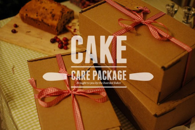 cake care package December