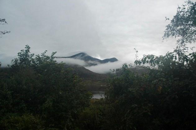 Ben More in Cloud
