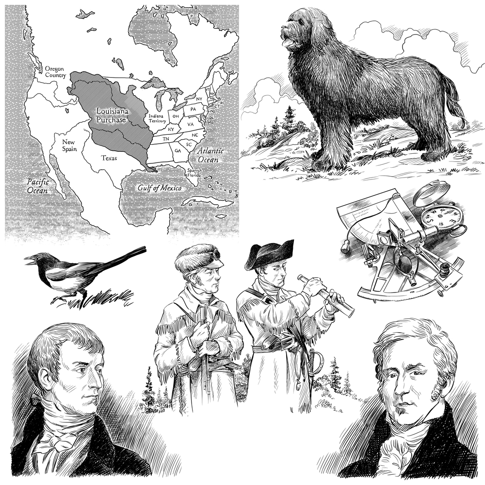 What Was the Lewis & Clark Expedition? (all the