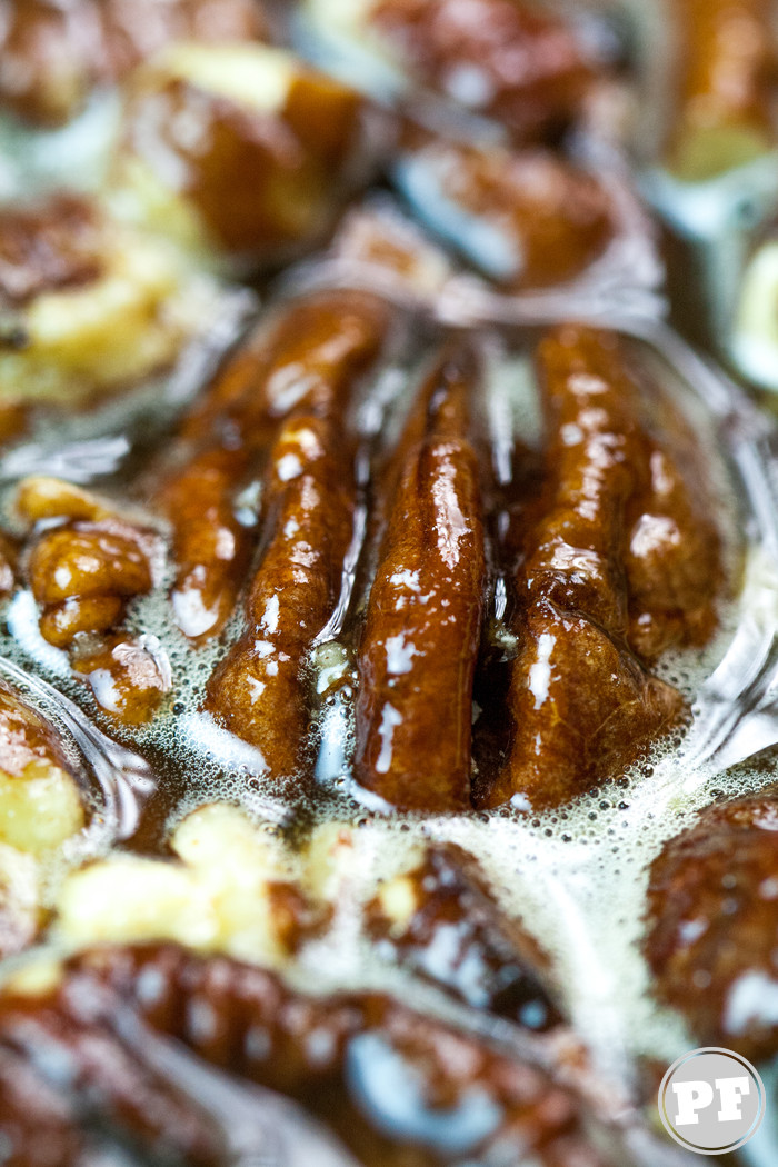Pecan Pie (Torta de Nozes Pecan) por PratoFundo.com