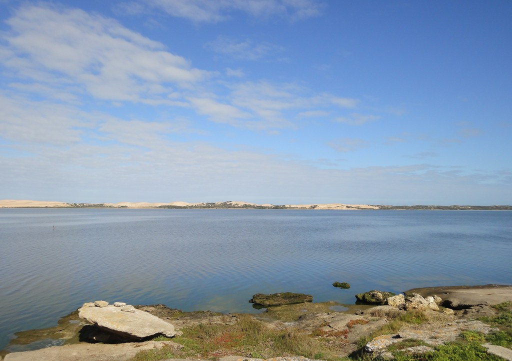 National Parks in Australia: Coorong