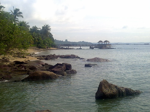 Playas de Singapur: Pulau Ubin.