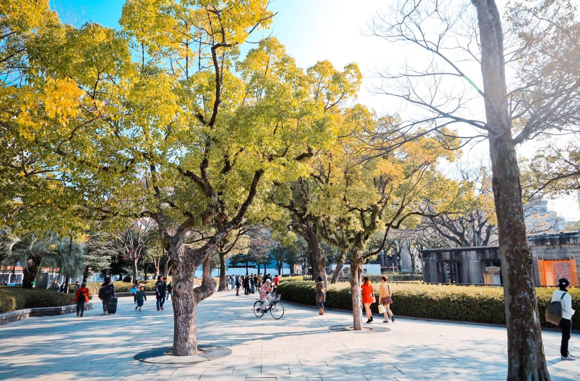 2016 廣島原爆遺址 Hiroshima 57