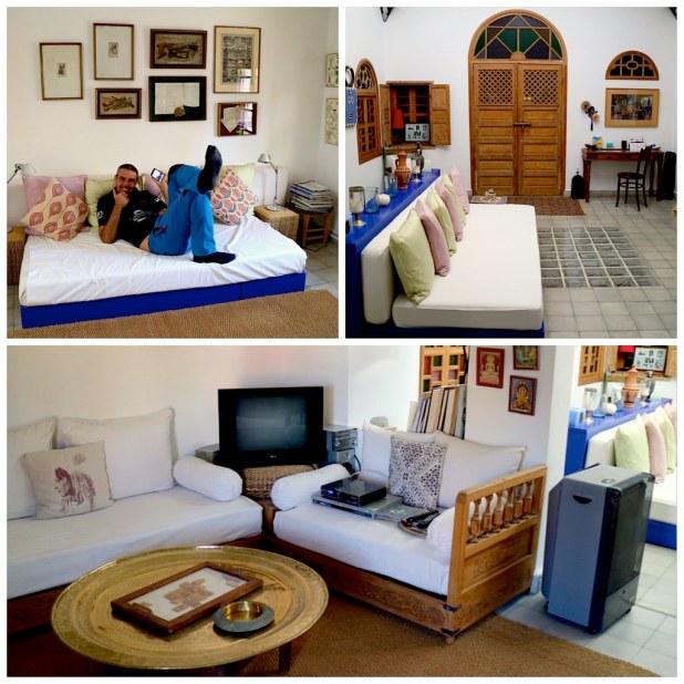 Airbnb en Rabat