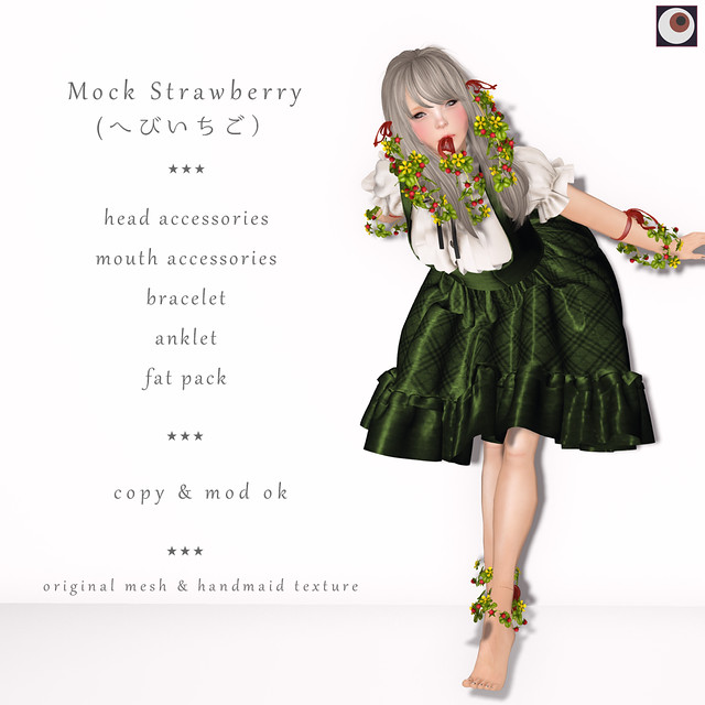 *NAMINOKE*Moc Strawberry