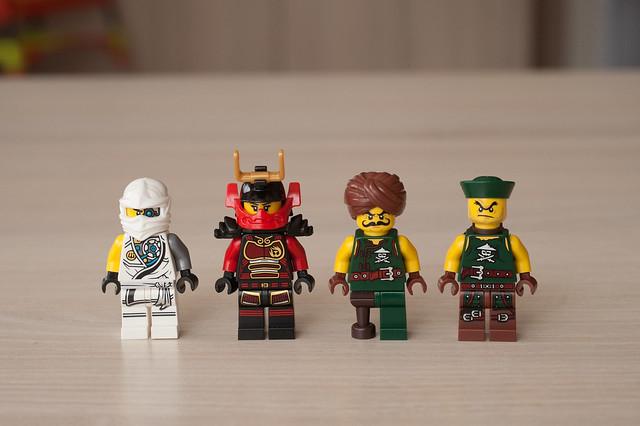 LEGO Battle Pack Ninjago 6153626