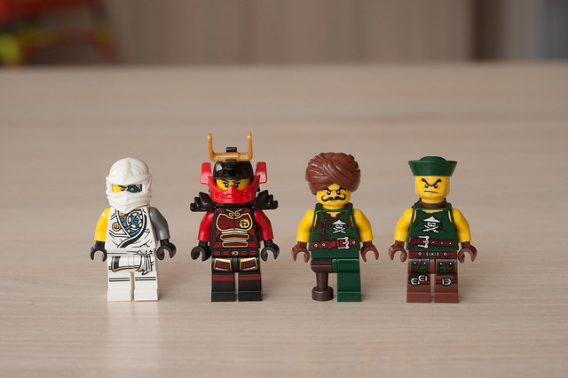 LEGO Battle Pack Ninjago 6153626