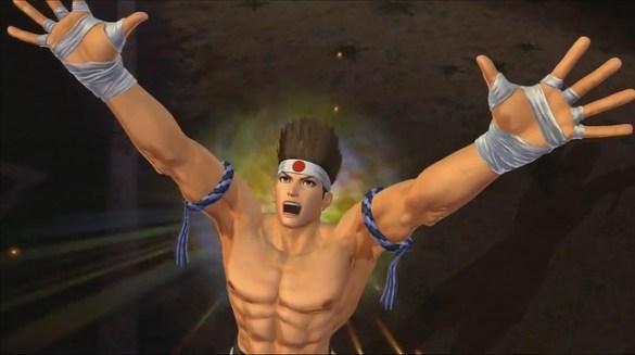 King of Fighters XIV - Joe