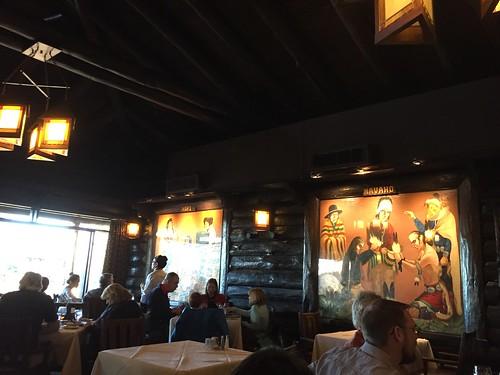 Franklin Avenue RateARestaurant 371 El Tovar Dining