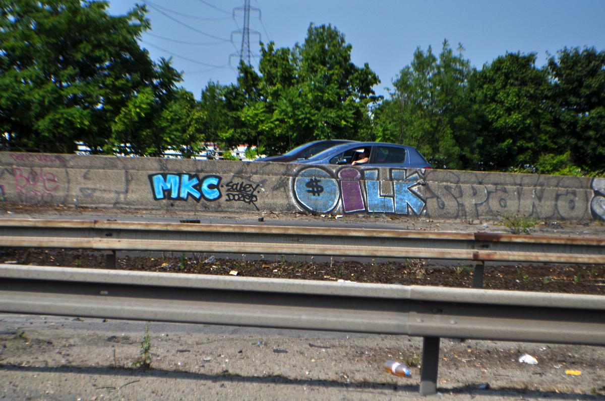 MKC Oilk Spana