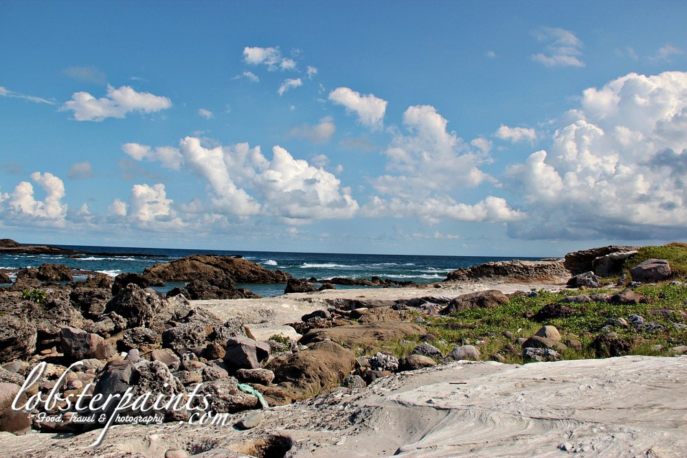 14 September 2012: Shitiping Campground 石梯坪 | Hualien, Taiwan