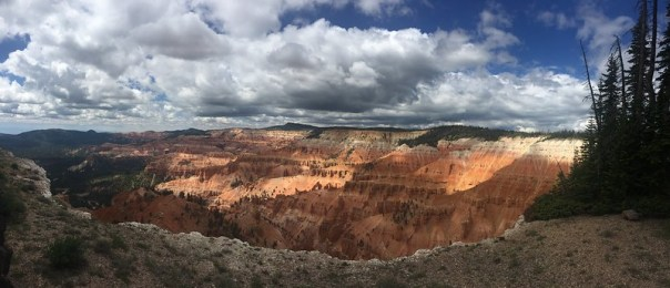 Cedar Breaks National Monument amphitheater