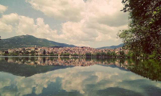 #kastoria #lake