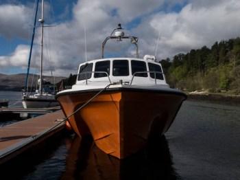 Sound Diver I Lochaline weekend May 2016