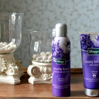 Beauty : Kneipp - Shower foam and body lotion