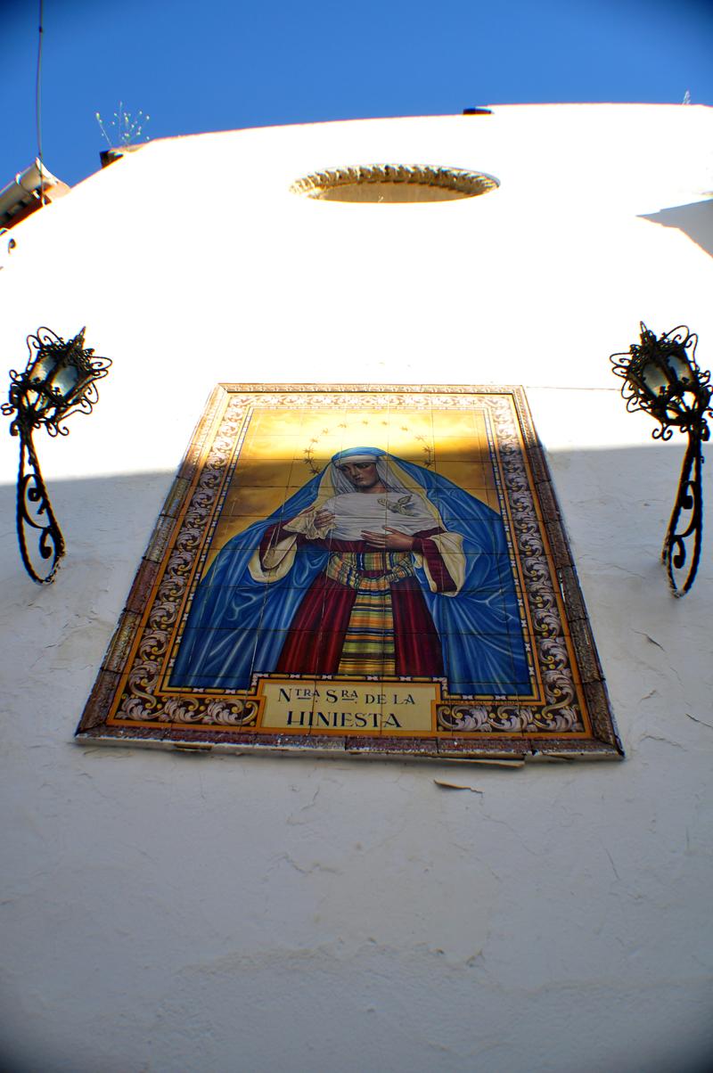 Nuestra Señora de la Hiniesta