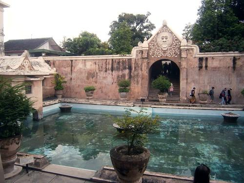 Taman Sari Wive's Pool
