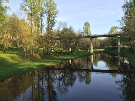 Мост тысячелетие Витебска