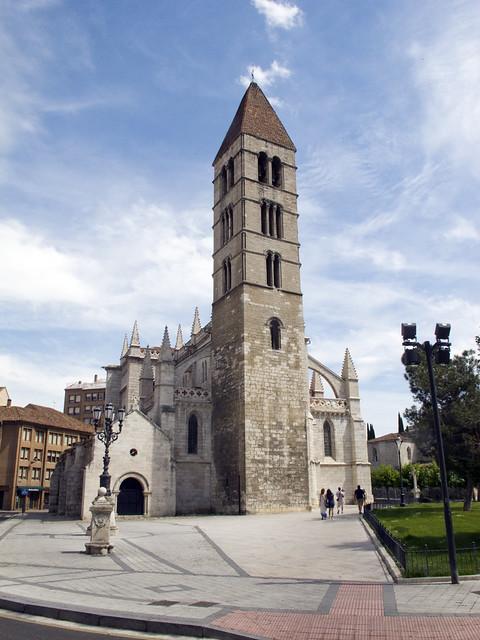 09 Iglesia de Santa María de la Antigua - Valladolid
