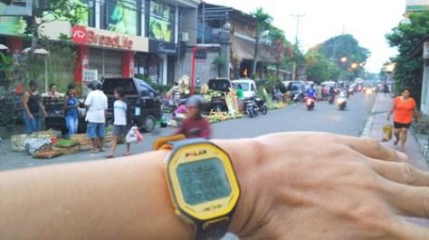 Ubud Center's in the Morning