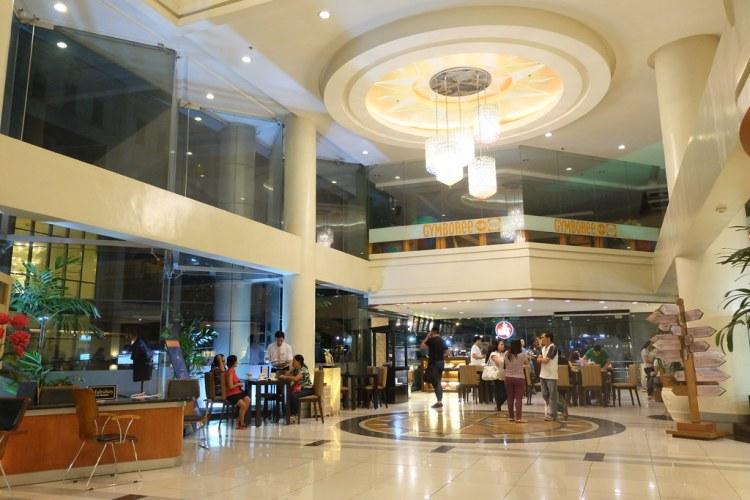 Cebu Parklane International Hotel Restaurant