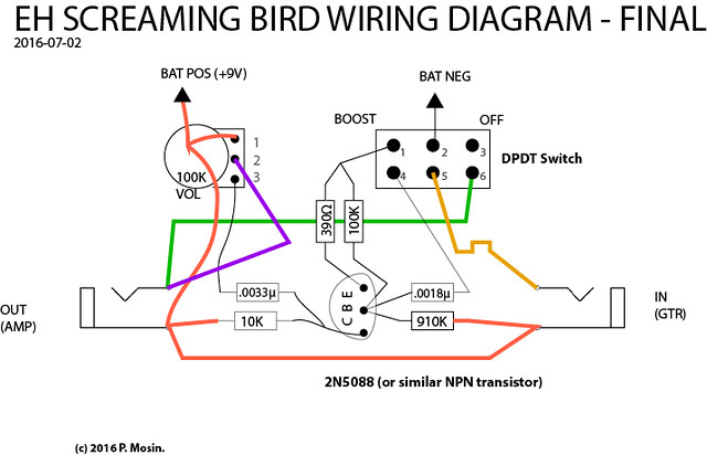 New Updated Wiring Diagrams By Craig R