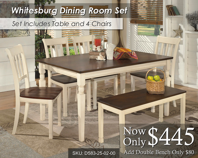 Whitesburg Dining Set NEW