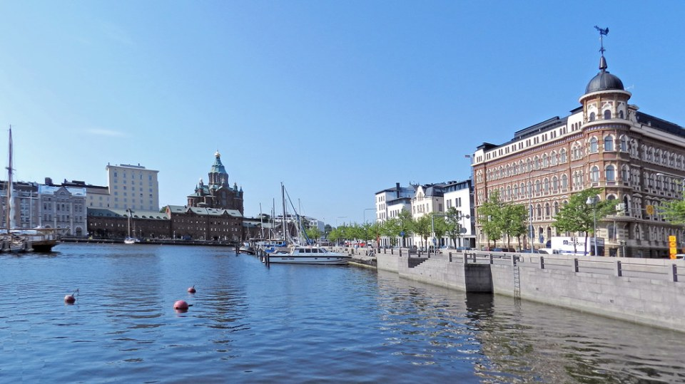 Helsinki Marítima Finlandia Puerto Deportivo 03