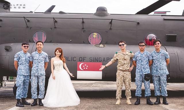 DOTS Bridal RSAF BTS 1