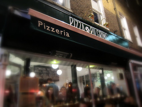 The Pizza Pilgrims' Soho home