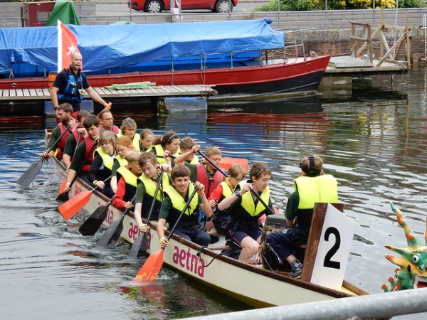 Dragon Boating 12 June 2016
