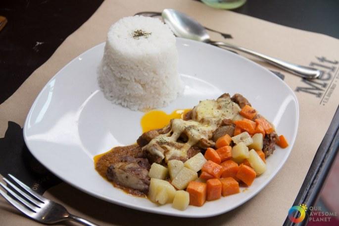 Baguio: Melt