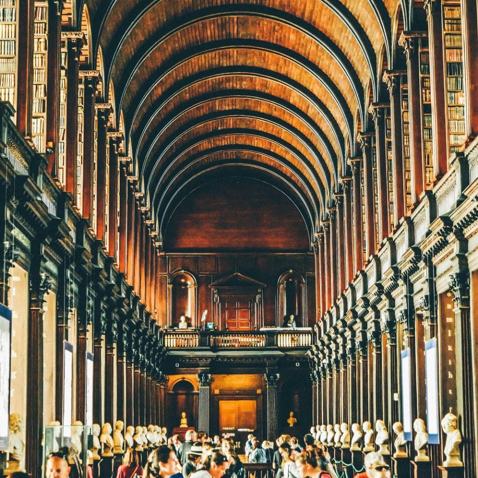 Trinity College (Dublino)
