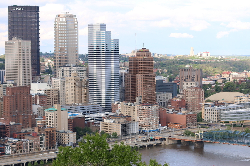 Mount Washington, Pittsburgh, overlook, grand view, travel, visit