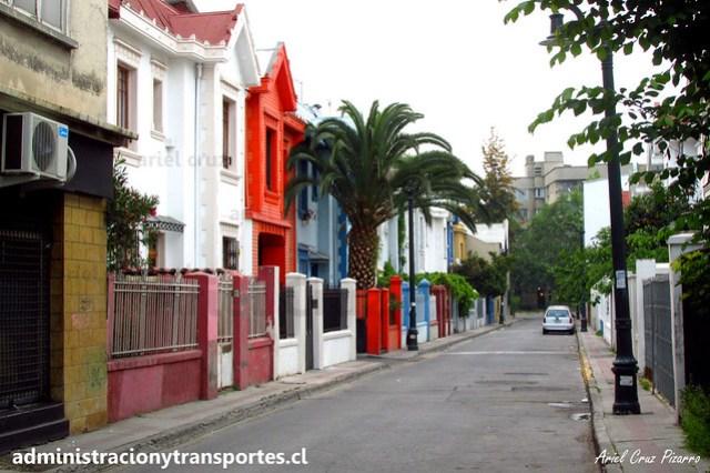 José Arrieta - Calle Viña del Mar - Santiago