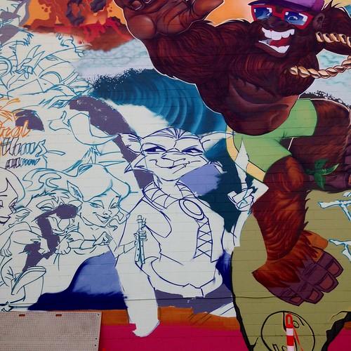 Vancouver mural festival