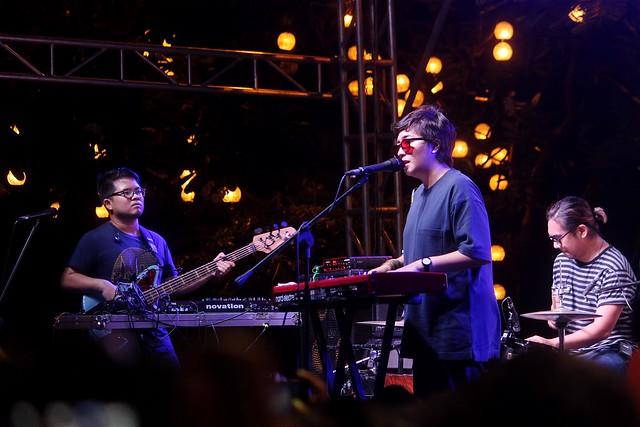 Up Dharma Down at Fete de la Musique 2016