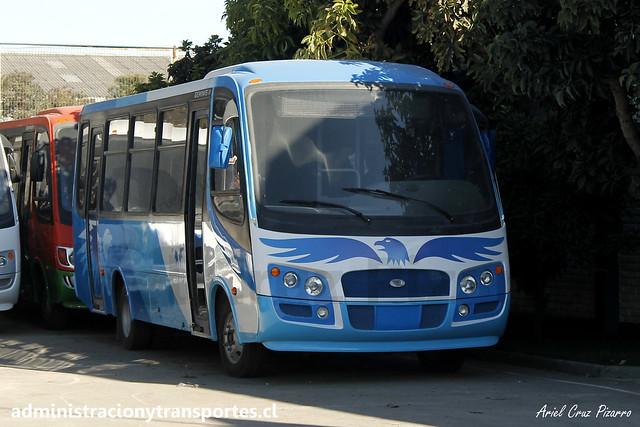 Nueva Ruta 160 (Novedad)   Inrecar Géminis - Mercedes Benz