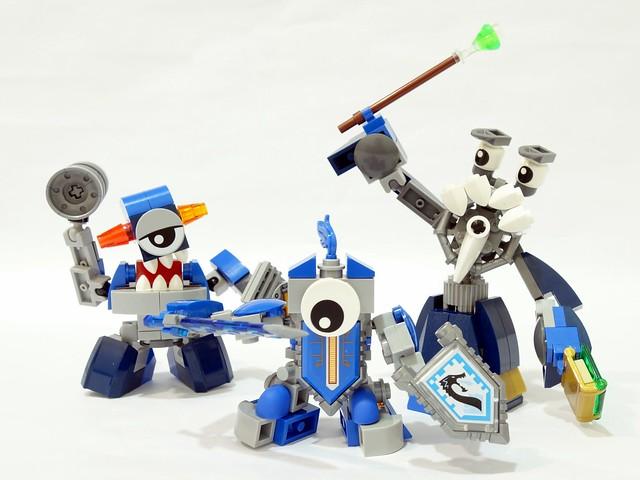 Mixo Knights!!
