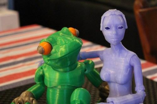 3D Print: Robotica