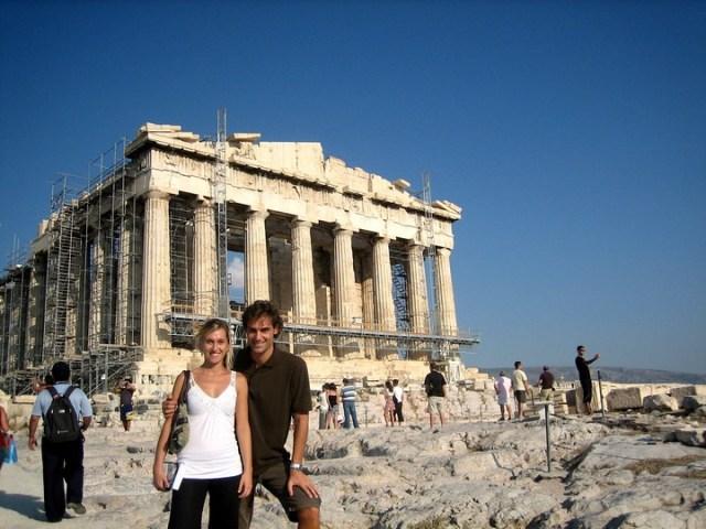 La antigua grecia en 10 monumentos for Cultura de la antigua grecia