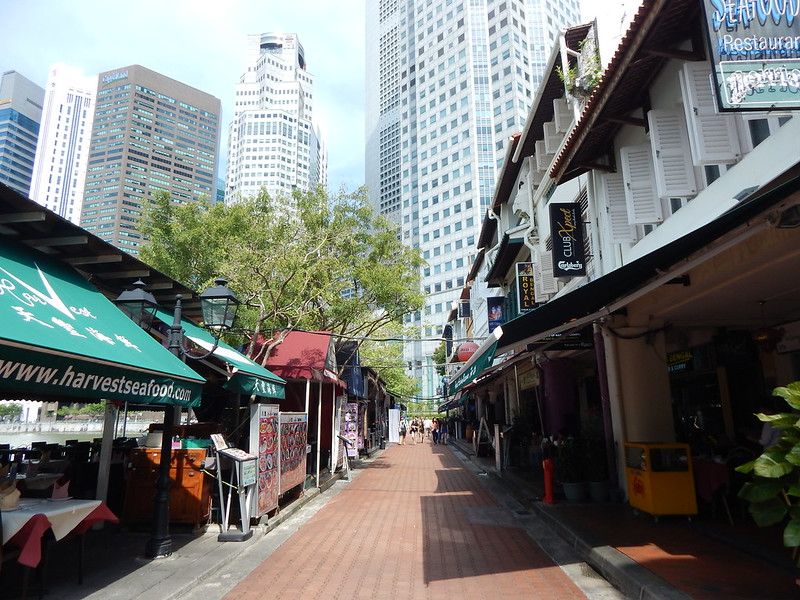 City Girl City Stories: Exploring Singapore Boat Quay32