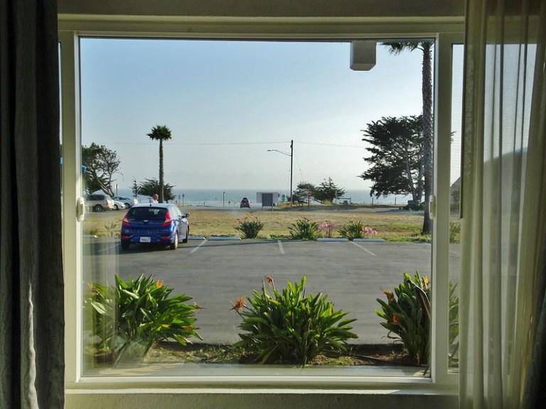 San Simeon Lodge, accommodation in California - the tea break project solo travel blog