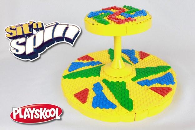 LEGO Sit-N-Spin