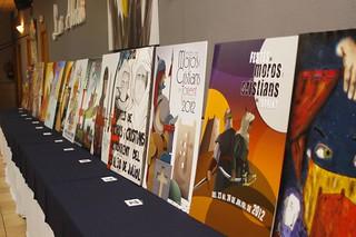 Concurso Cartel de Moros y Cristianos 2012