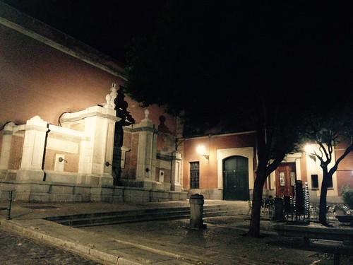 Plaza de la Cruz Verde, Centro. Madrid