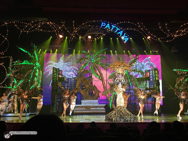 Tiffanys Show Cabaret Pattaya